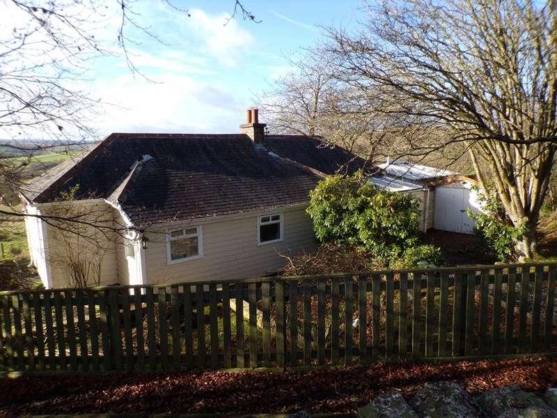 3 Bedrooms Bungalow for sale in ., Greenhaugh, Hexham, Northumberland, NE48 1PS