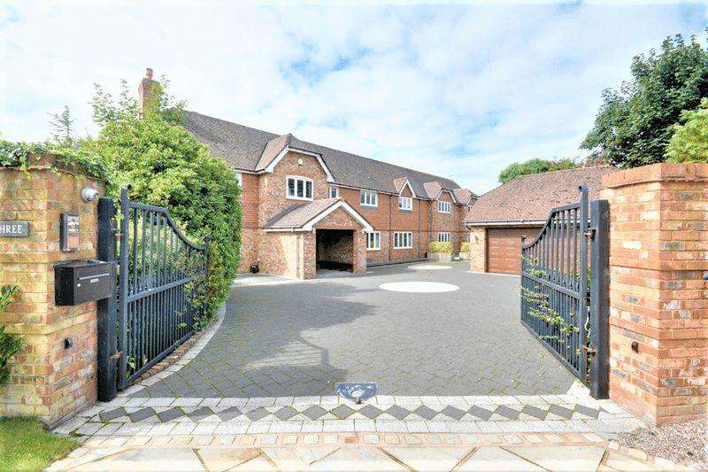 5 Bedrooms Detached House for sale in Victoria Road, Liverpool