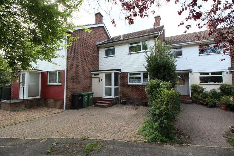 3 Bedrooms Terraced House for sale in Waterbeech Drive, Hedge End SO30