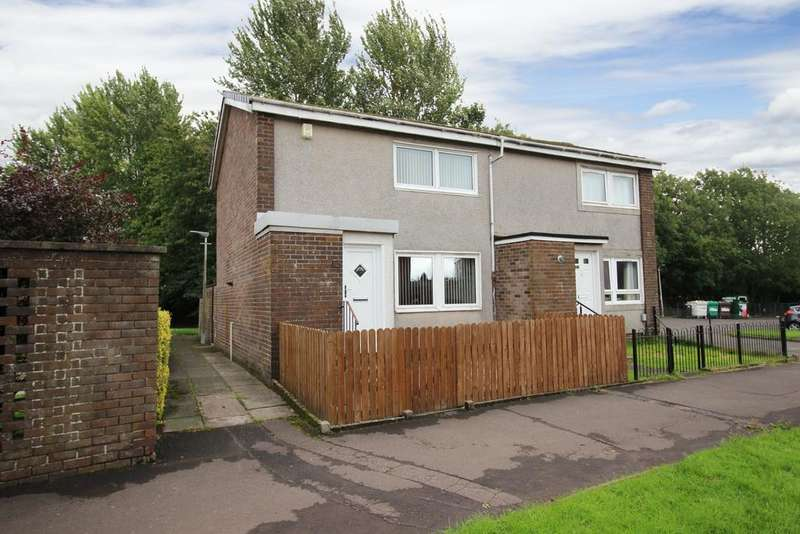 2 Bedrooms Semi Detached House for sale in 301 Faifley Road, Faifley, G81 5HR