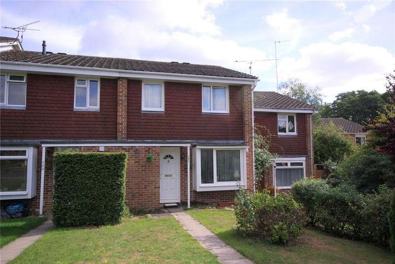2 Bedrooms Terraced House for sale in Westering, Romsey, Hampshire, SO51