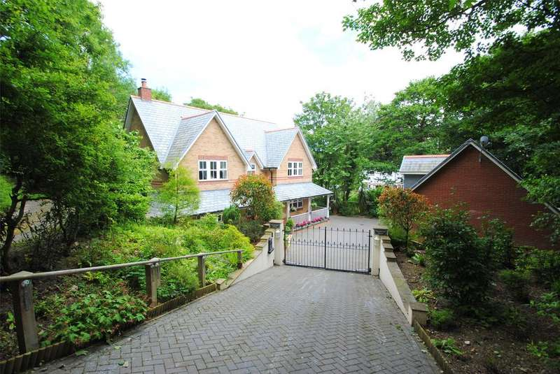4 Bedrooms Detached House for sale in Torrs Park, Ilfracombe