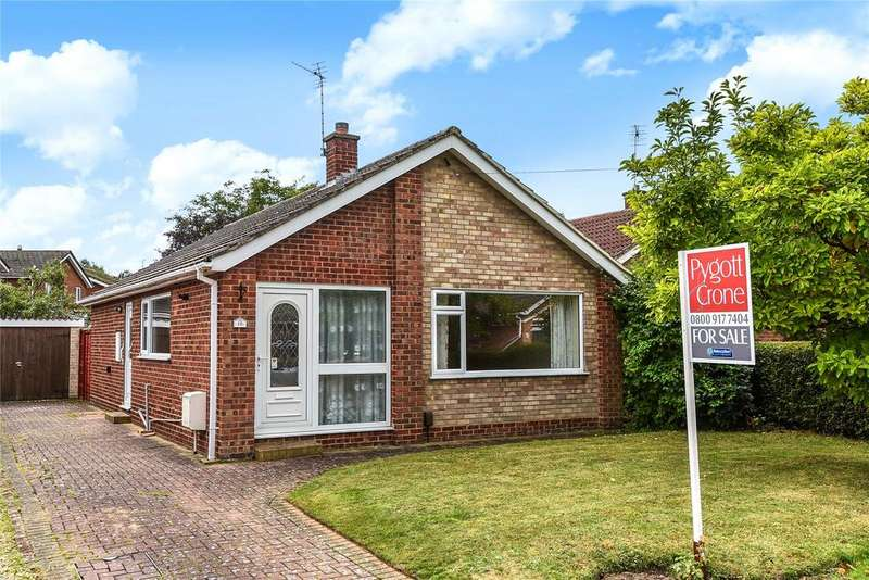 2 Bedrooms Detached Bungalow for sale in Durham Close, Lincoln, LN6