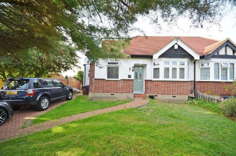 4 Bedrooms Semi Detached Bungalow for sale in Chadwell Road, Grays