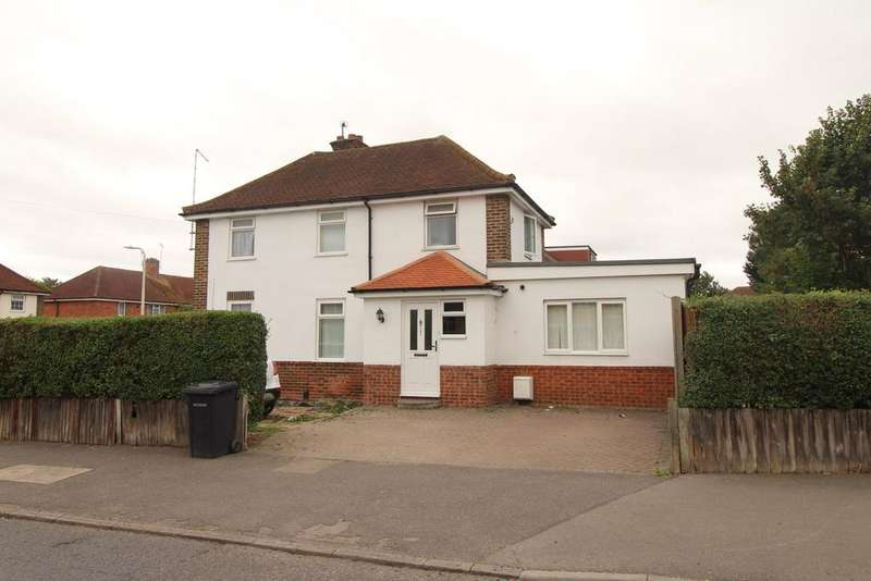 3 Bedrooms Semi Detached House for sale in Northumberland Avenue, Reading, RG2 7QB