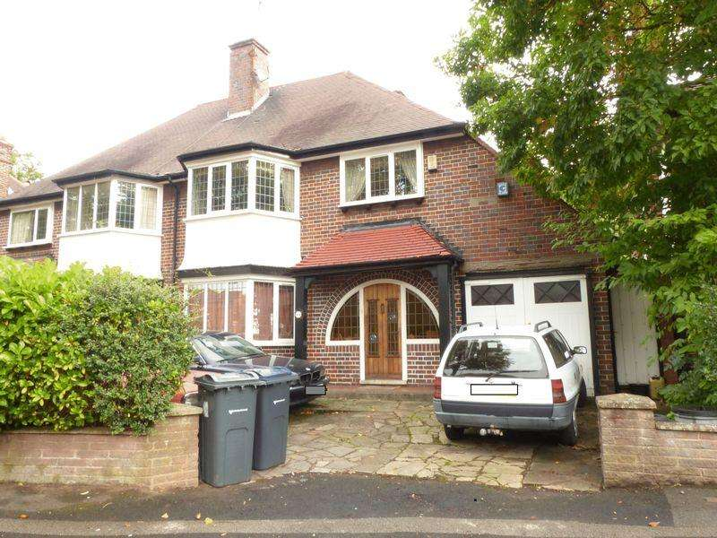 3 Bedrooms Semi Detached House for sale in Wheelwright Road, Birmingham