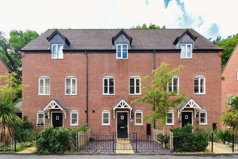 3 Bedrooms Town House for sale in High specification townhouse in a wooded setting