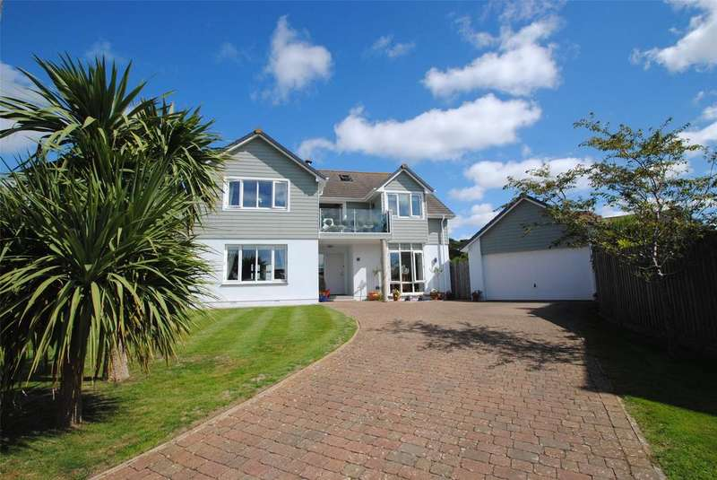 5 Bedrooms Detached House for sale in Penny Hill, Croyde