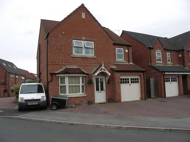 4 Bedrooms Detached House for sale in 14 Waterway Lane, Kilnhurst, S64 5SS