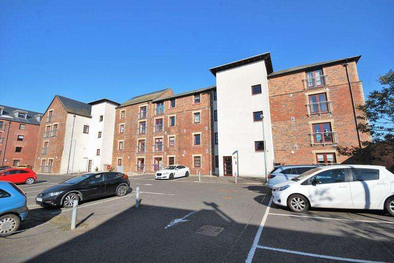 2 Bedrooms Apartment Flat for sale in Flat 19 Victoria Mill, 14 York Street, Ayr, KA8 8DQ