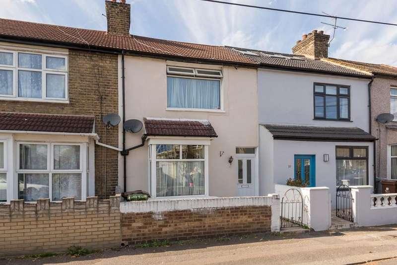 2 Bedrooms Terraced House for sale in Surrey Road Barking Essex IG11 7QT