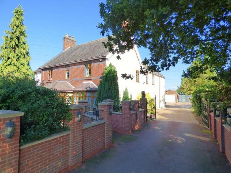 5 Bedrooms Detached House for sale in Alrewas Road, Kings Bromley