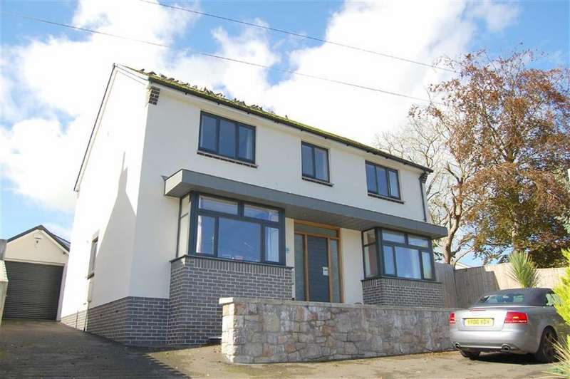 4 Bedrooms Detached House for sale in Dolwen Road, Old Colwyn, Colwyn Bay