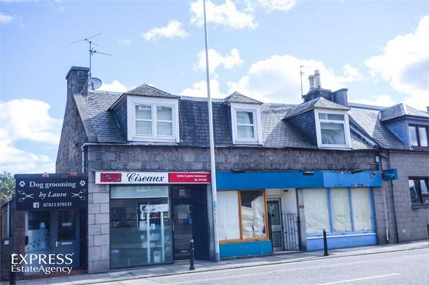 1 Bedroom Flat for sale in Great Western Road, Aberdeen