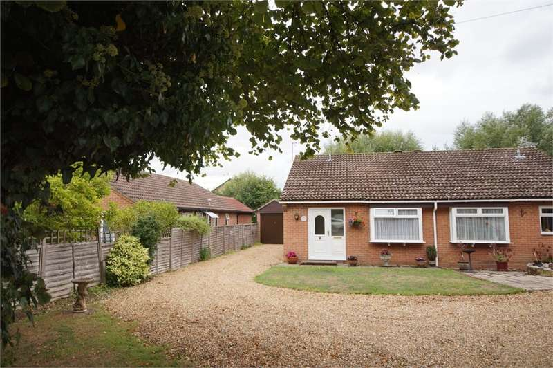 2 Bedrooms Semi Detached Bungalow for sale in Gipsy Lane, Earley, READING, Berkshire