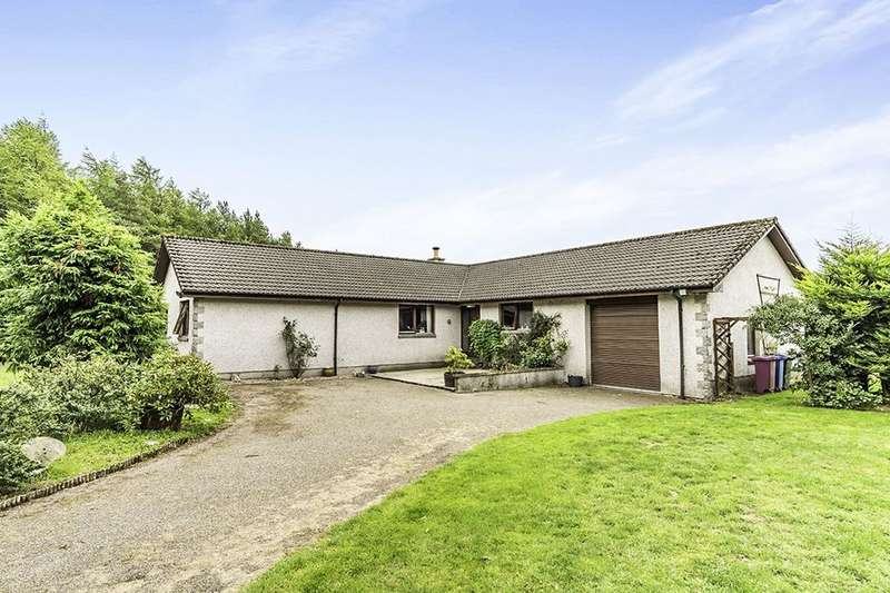 4 Bedrooms Detached Bungalow for sale in Mulben, Keith, AB55