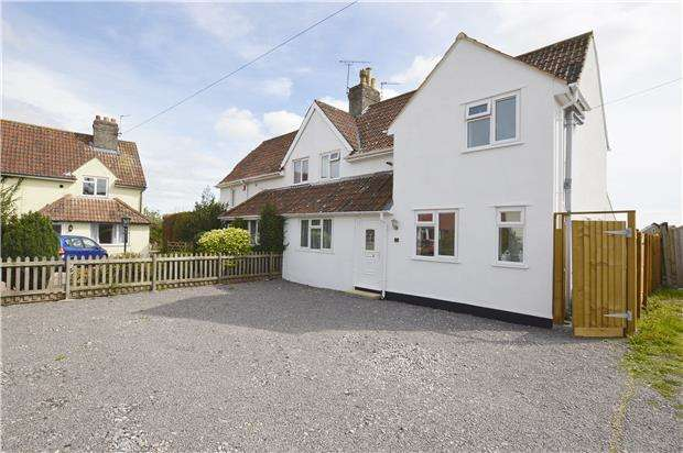 4 Bedrooms Semi Detached House for sale in The Square, Temple Cloud, BRISTOL, BS39 5DG