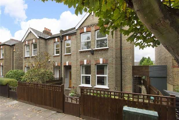 5 Bedrooms Semi Detached House for sale in South Croxted Road, London