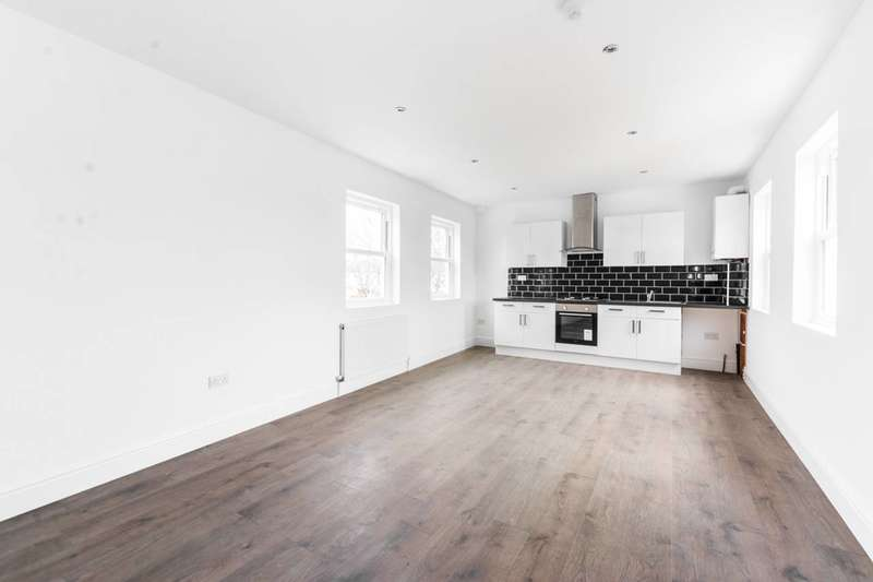2 Bedrooms Flat for sale in Oaks Court, Forest Gate, E11