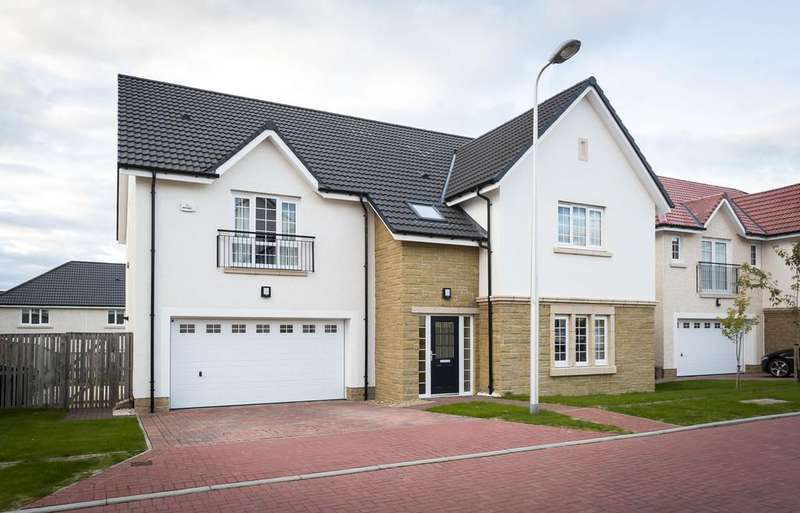 6 Bedrooms Detached House for sale in Luggie Avenue, Lenzie, Glasgow