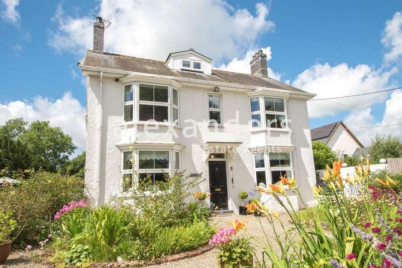 6 Bedrooms Detached House for sale in Brynteg, Capel Bangor