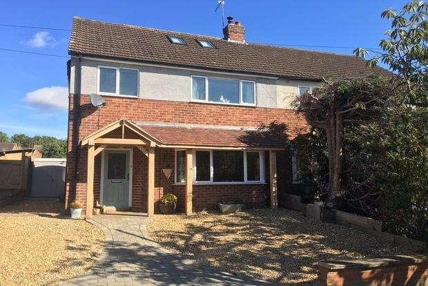 4 Bedrooms Semi Detached House for sale in The Ridgeway, Market Harborough, LE16
