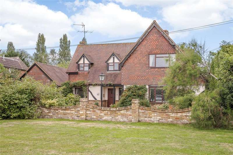 5 Bedrooms Detached House for sale in Crouch Lane, Winkfield, Windsor, Berkshire