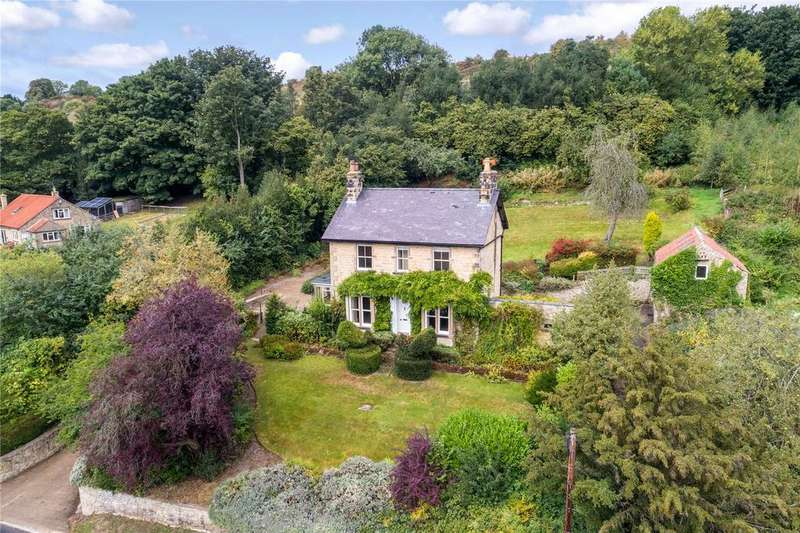 4 Bedrooms Detached House for sale in East End, Ampleforth, York, North Yorkshire