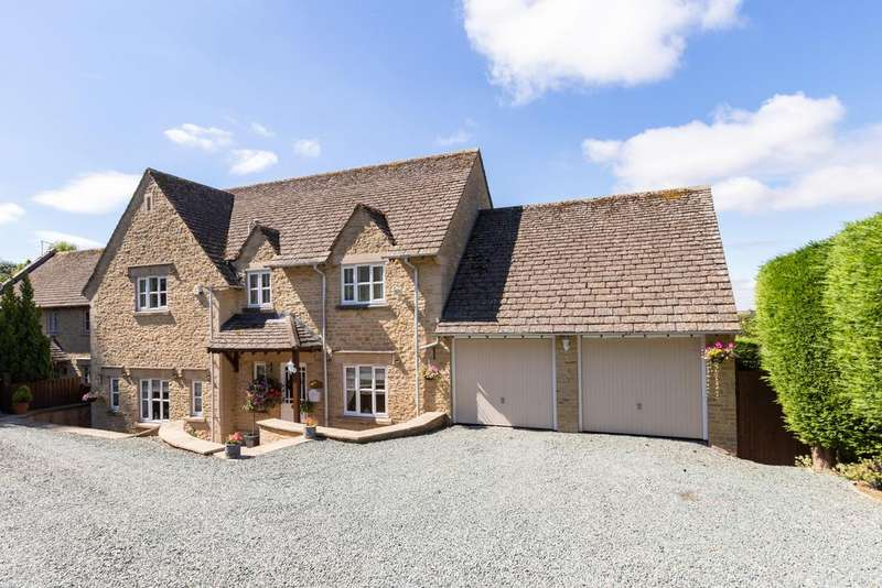 4 Bedrooms Detached House for sale in Great Rissington, Gloucestershire GL54