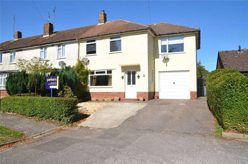 3 Bedrooms Semi Detached House for sale in Holland Road, Tilehurst, Reading, Berkshire, RG30