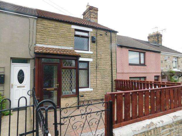 2 Bedrooms Terraced House for sale in HIGH GRANGE, CROOK, BISHOP AUCKLAND