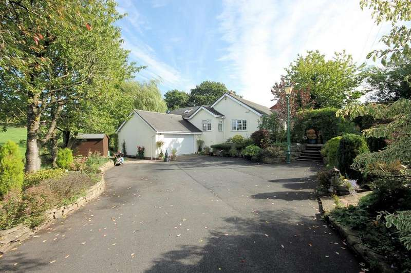 3 Bedrooms Bungalow for sale in Pickmere Lane, Over Tabley