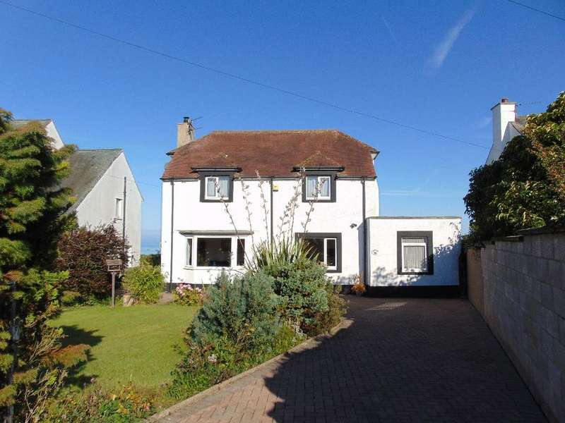 3 Bedrooms Detached House for sale in Rosebank House, Crosby, Maryport, Cumbria, CA15 6RP