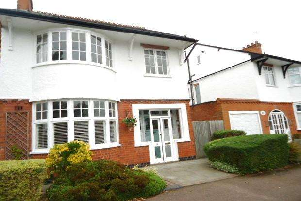 3 Bedrooms Semi Detached House for sale in Westhill Road, Western Park, Leicester, LE3