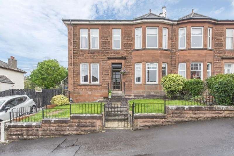 2 Bedrooms Flat for sale in 19 Snaefell Crescent, Burnside, Glasgow, G73 5BY