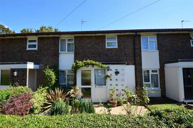 3 Bedrooms Terraced House for sale in Shephall View, STEVENAGE, Hertfordshire