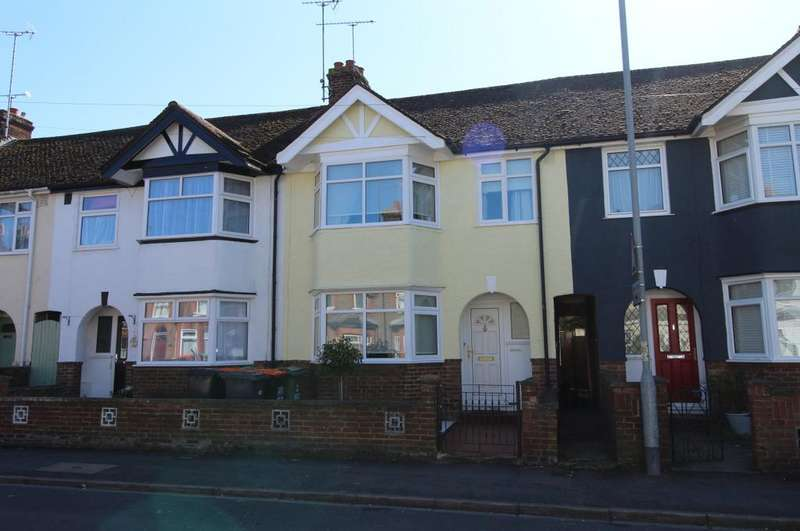 3 Bedrooms Terraced House for sale in Union Street, Dunstable