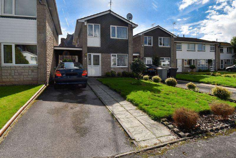 3 Bedrooms Detached House for sale in Spacious link-detached family home with double storey rear extension