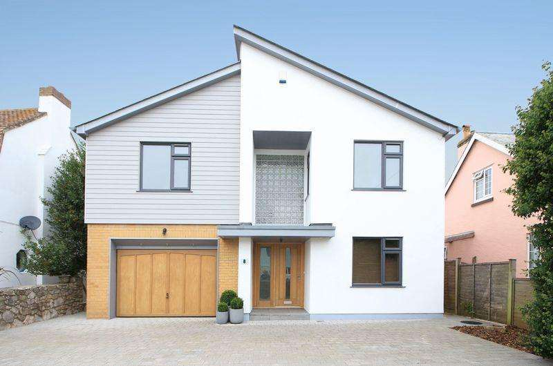 5 Bedrooms Detached House for sale in Gillard Road, Brixham