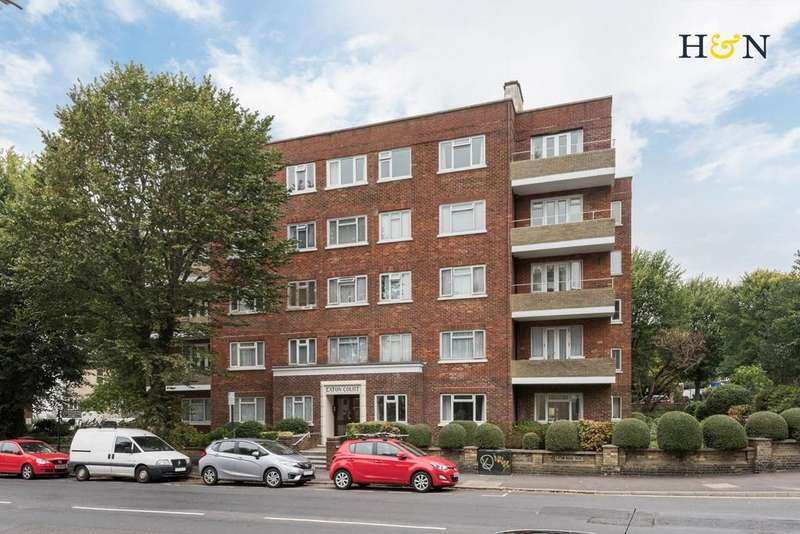 2 Bedrooms Apartment Flat for sale in Eaton Gardens, Hove