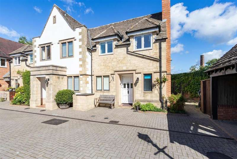 2 Bedrooms End Of Terrace House for sale in The Grange, Moreton in Marsh