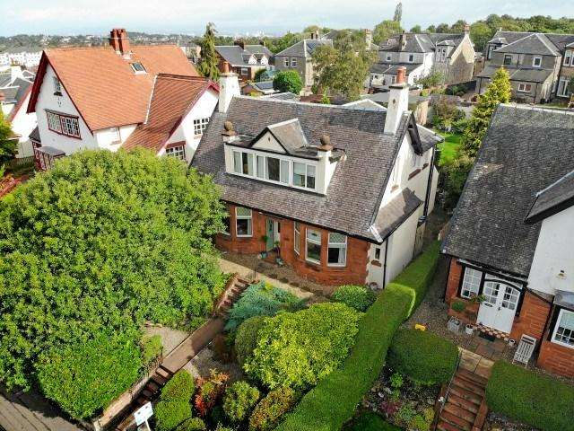 4 Bedrooms Detached Villa House for sale in Clarkston Road, Netherlee, Glasgow, G44