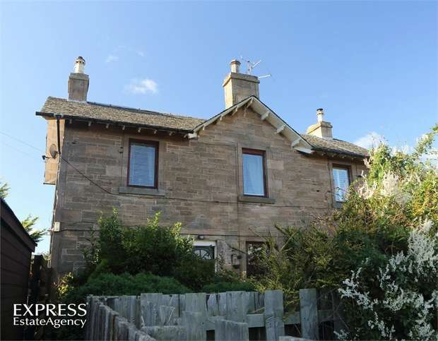 2 Bedrooms Flat for sale in Station House, Dunbar, East Lothian
