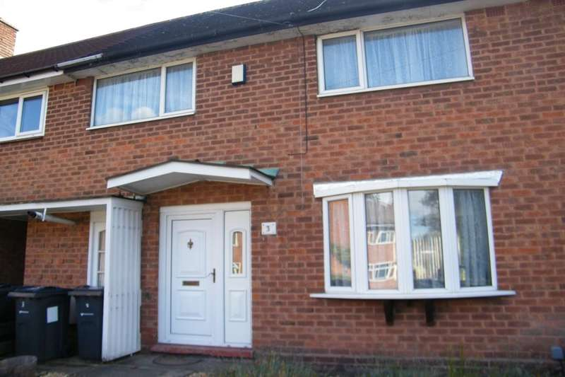 3 Bedrooms Terraced House for sale in Malthouse Grove, Birmingham, B25