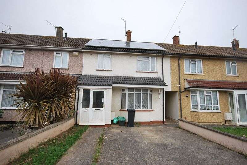 3 Bedrooms Property for sale in Earlstone Crescent Cadbury Heath, Bristol