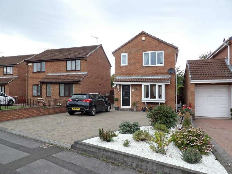 3 Bedrooms Property for sale in Follingsby Drive, WARDLEY, Gateshead, tyne and wear, NE10 8YH
