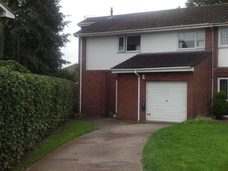 4 Bedrooms Semi Detached House for sale in Deepweir, Caldicot
