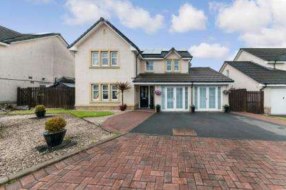 4 Bedrooms Detached House for sale in Delph Wynd, Tullibody