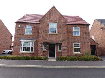 4 Bedrooms Detached House for sale in Forest House Lane, Leicester Forest East, Leicester, Leicestershire