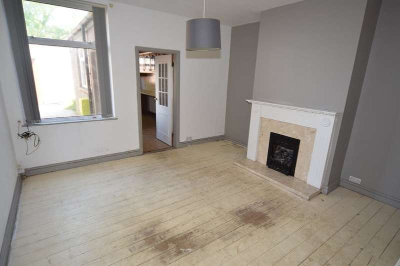 2 Bedrooms Semi Detached House for sale in Ancaster Street, Barrow-in-Furness, Cumbria LA14 2SY